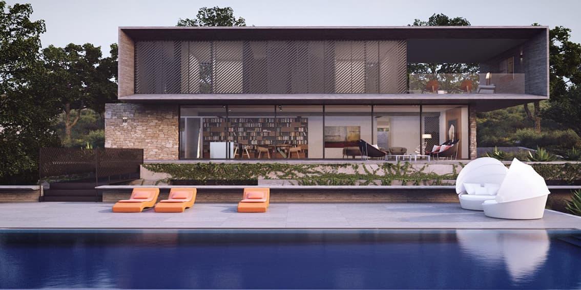 طراحی ساختمان کلاسیک