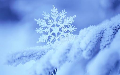 تعبیر خواب برف
