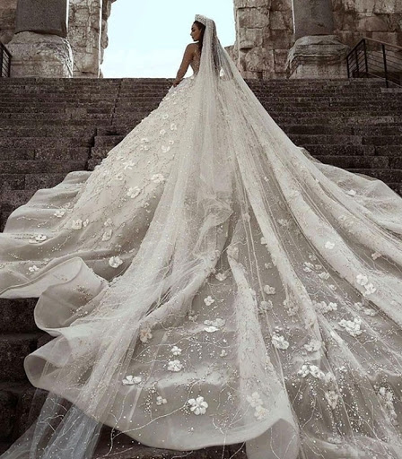 تعبیر خواب لباس عروس