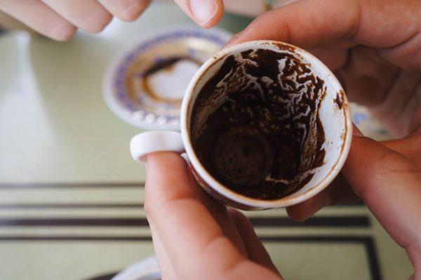 تعبیر شکل عروس و داماد در فال قهوه