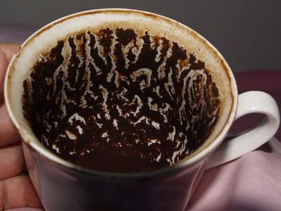 تعبیر فال قهوه جام