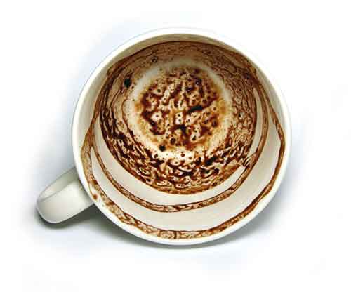 تعبیر فال قهوه حلقه