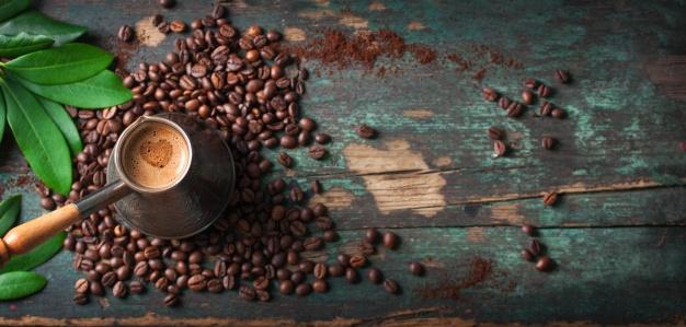 طرز تهیه قهوه ترکیه