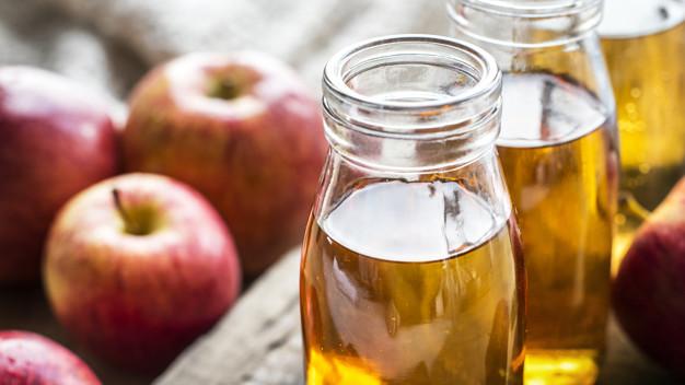 درمان سرگیجه با سرکه سیب