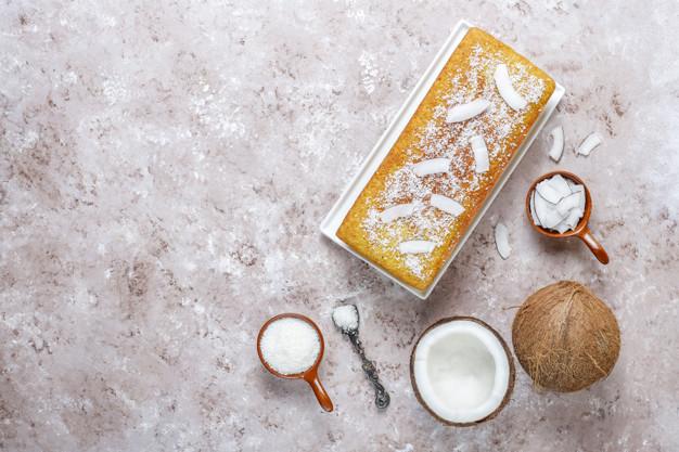 جدول اندازه قالب و مقدار مواد در کیک اسفنجی