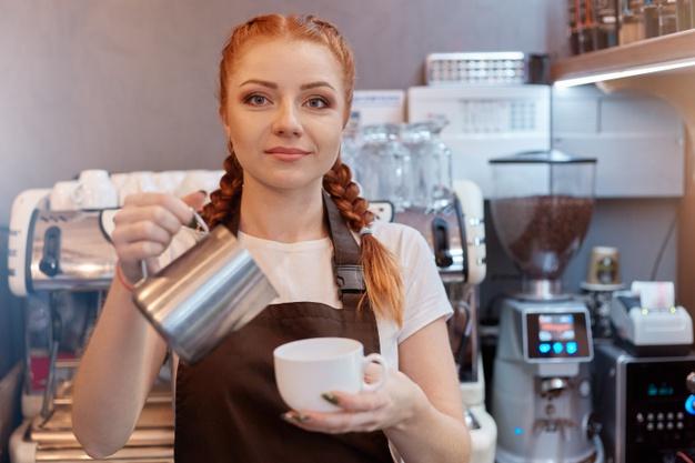 درست کردن قهوه ترک با گاز
