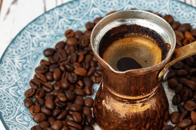 طرز تهیه قهوه ترک ، طرز تهیه قهوه اسپرسو