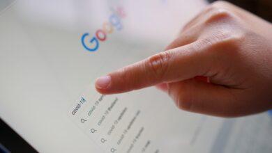 نحوه سرچ در گوگل ، چگونه در گوگل سرچ کنیم