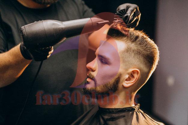 مدل مو کوتاه مردانه با اسم ، مدل موی کوتاه مردانه کم پشت