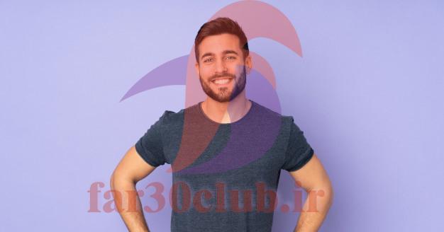 مدل مو کوتاه مردانه با ریش ، مدل مو کوتاه مردانه با سبیل