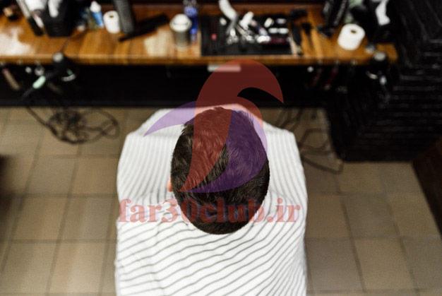 مدل موی کوتاه مردانه برای پوست سبزه ، مدل مو کوتاه مردانه کم پشت
