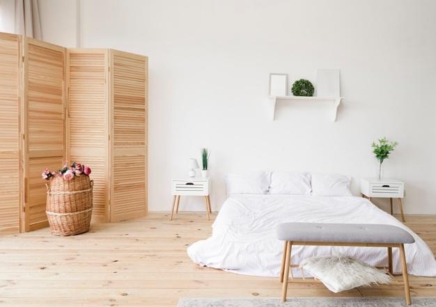 دیوار زیبا اتاق خواب ، طرح خاص برای دیوار