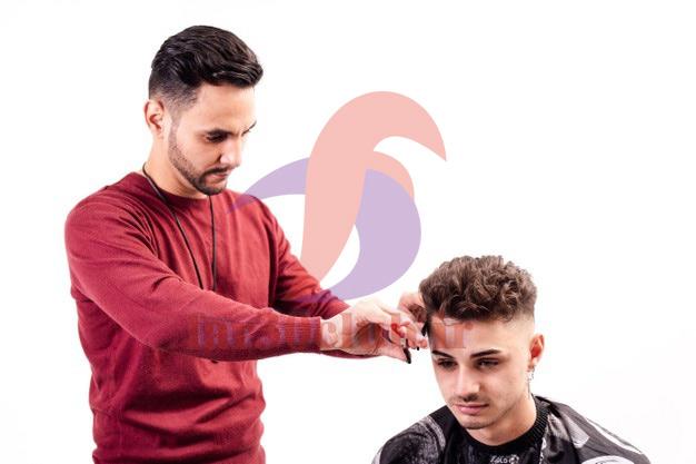 مدل موی کوتاه مردانه ایرانی ، مدل موی کوتاه مردانه با ریش