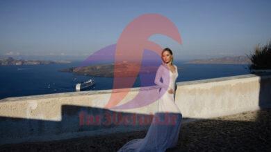 مدل لباس مجلسی بلند گیپور ، مدل لباس مجلسی بلند 2020