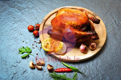 طرز تهیه مرغ خوشمزه برای مهمانی ، طرز تهیه مرغ خوشمزه برای مهمانی در قابلمه