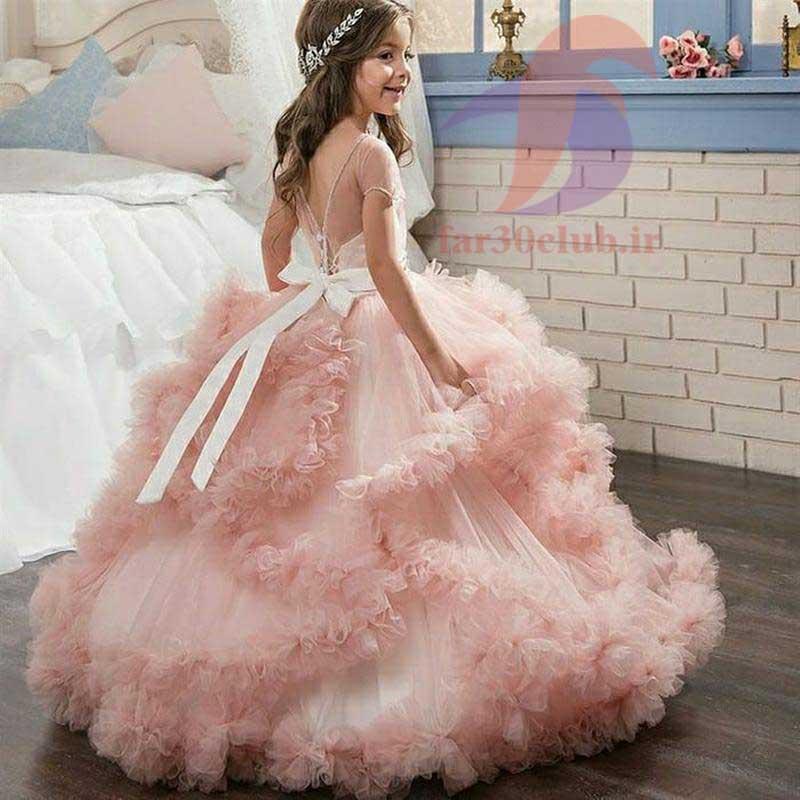لباس مجلسی پرنسسی
