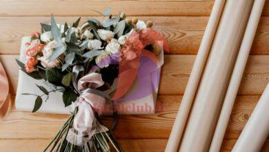 دسته گل هدیه ، دسته گل عروس ایرانی