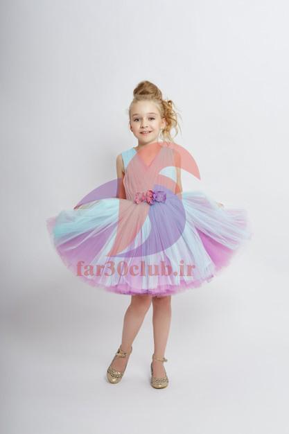 مدل لباس مجلسی دخترانه 14 ساله برای عروسی ، مدل لباس مجلسی دخترانه 14 ساله اینستا